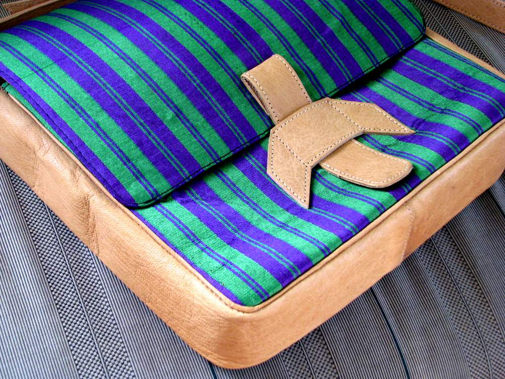 Gundara - Chopan Laptop Bag - genuine leather - messenger bag