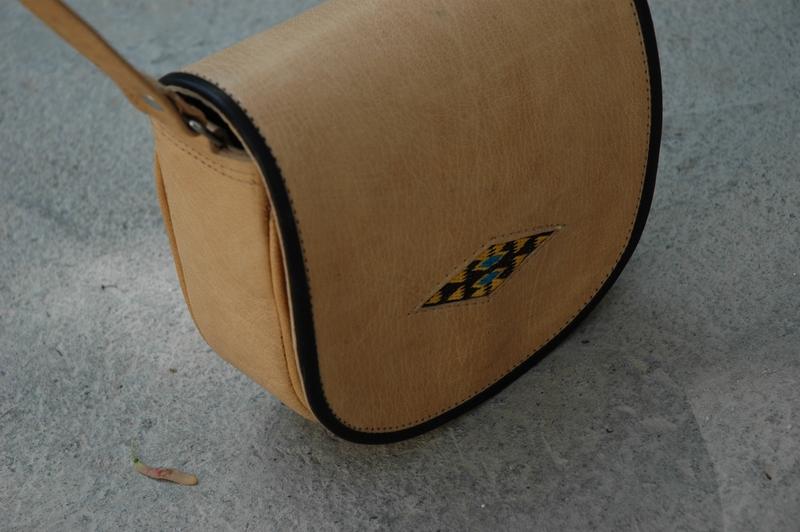 Gundara - Summer Cutie - evening shoulder bag - pure leather