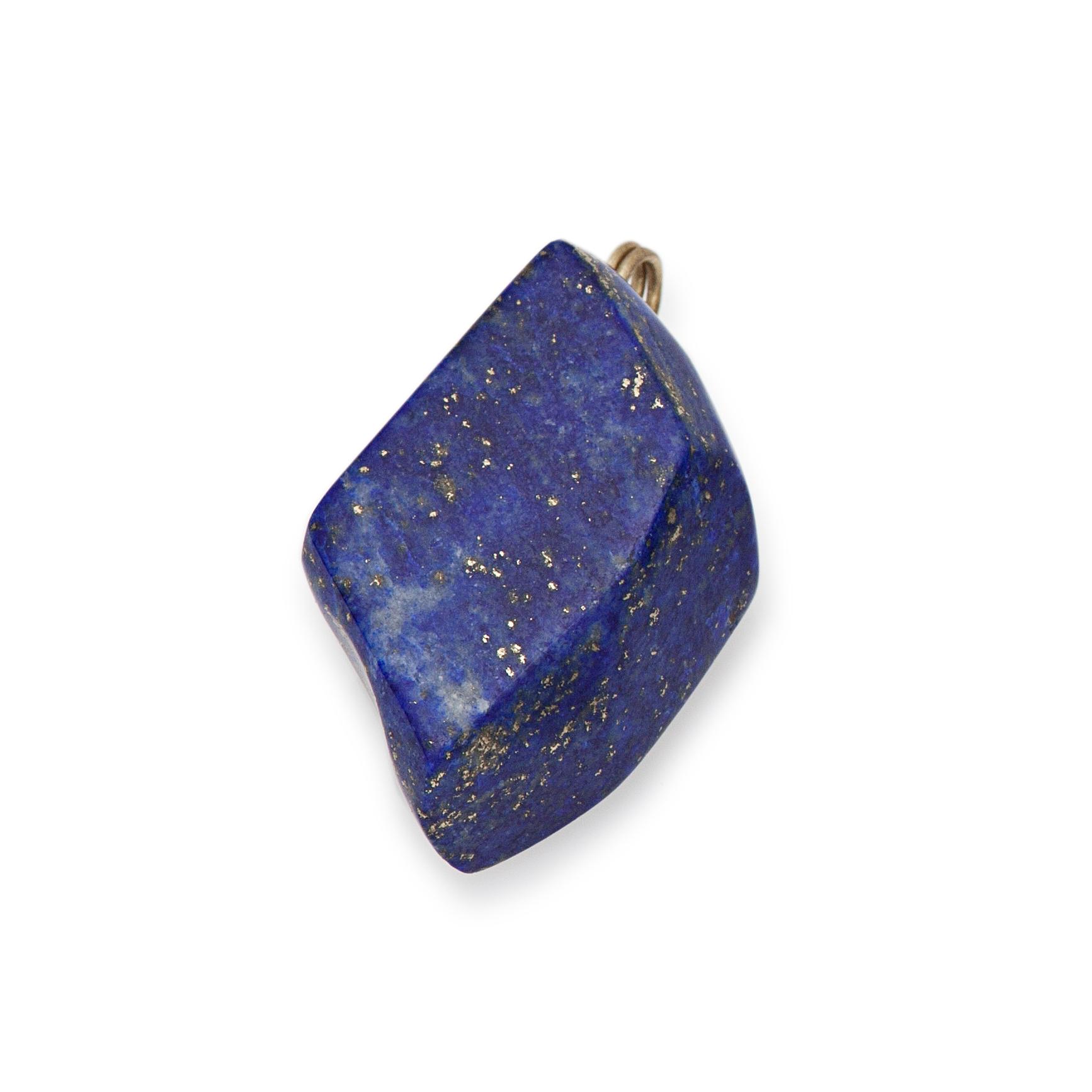 gundara-pendant-lapislazuli-blue-royal-protecting from the evil eye