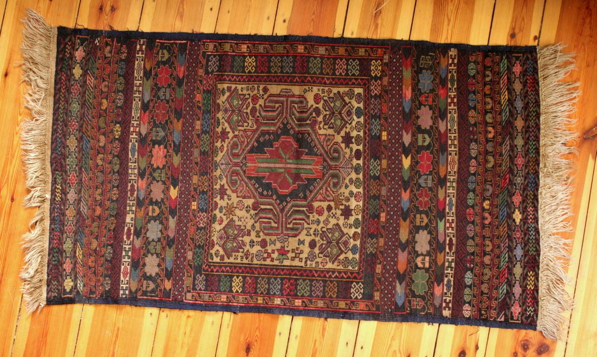 Baluch Herati style rug - Gundara