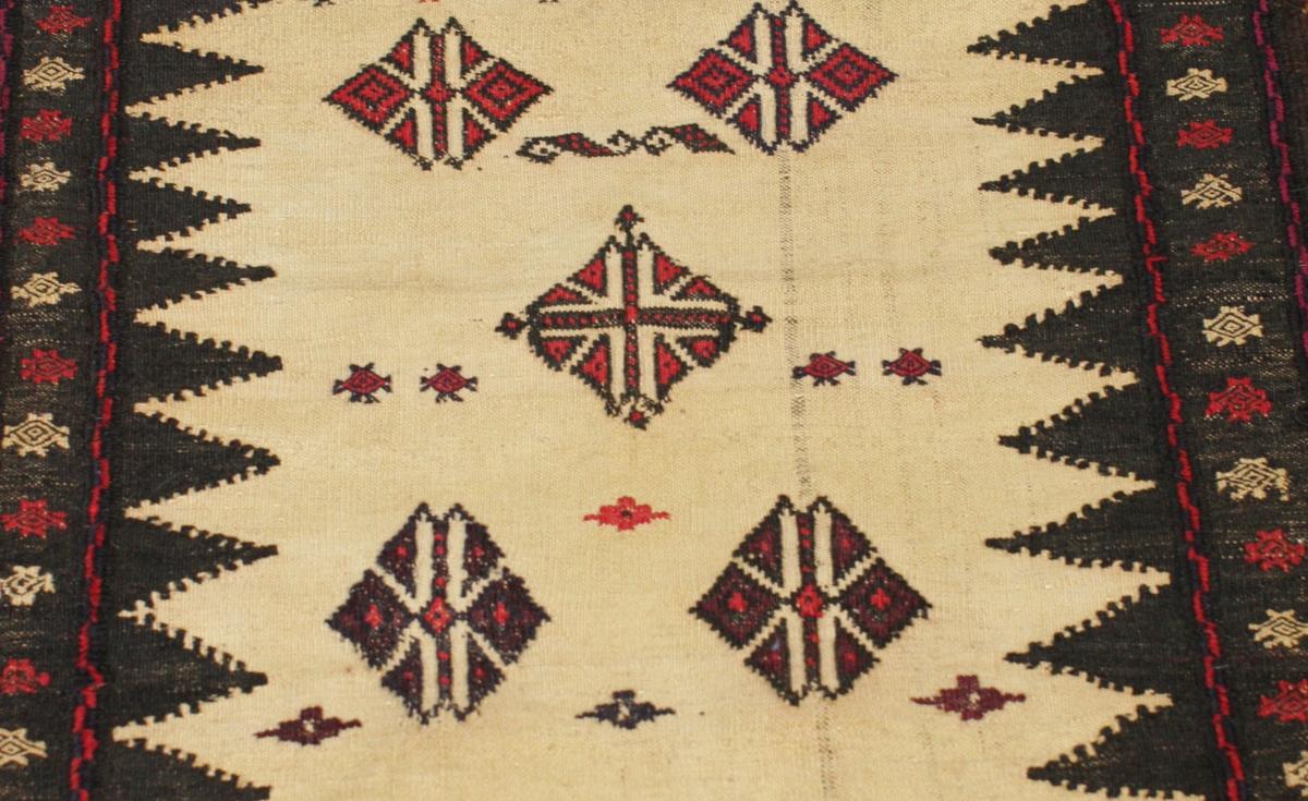 Detail des Musters - Dasterchan - Kuchi-Teppich