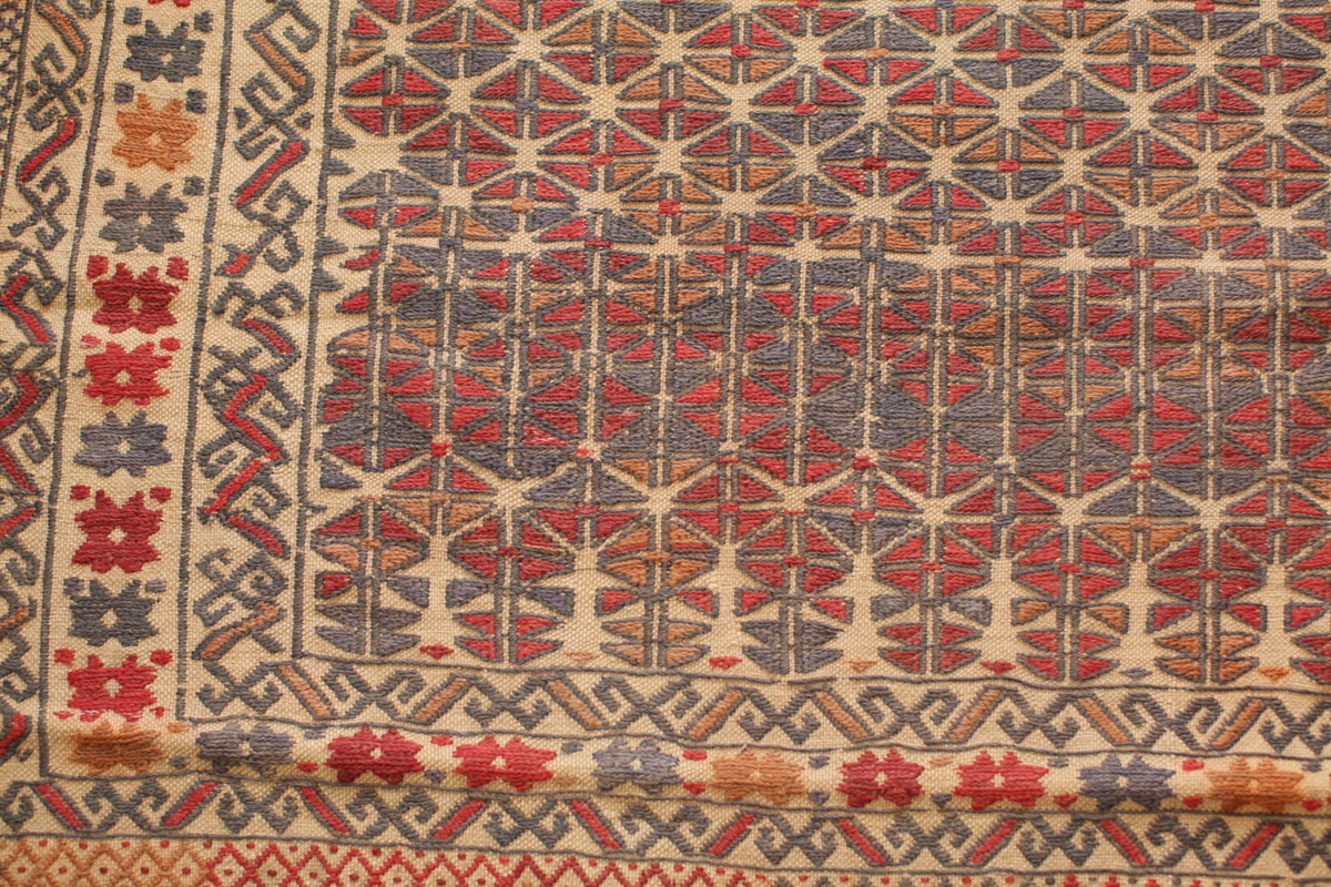 Baluch embroidery detail