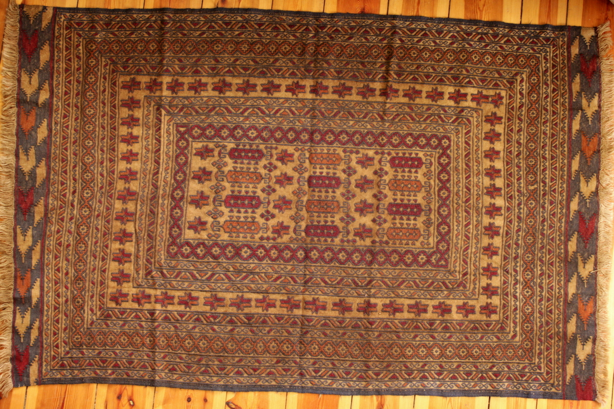 Very cute Herati rug