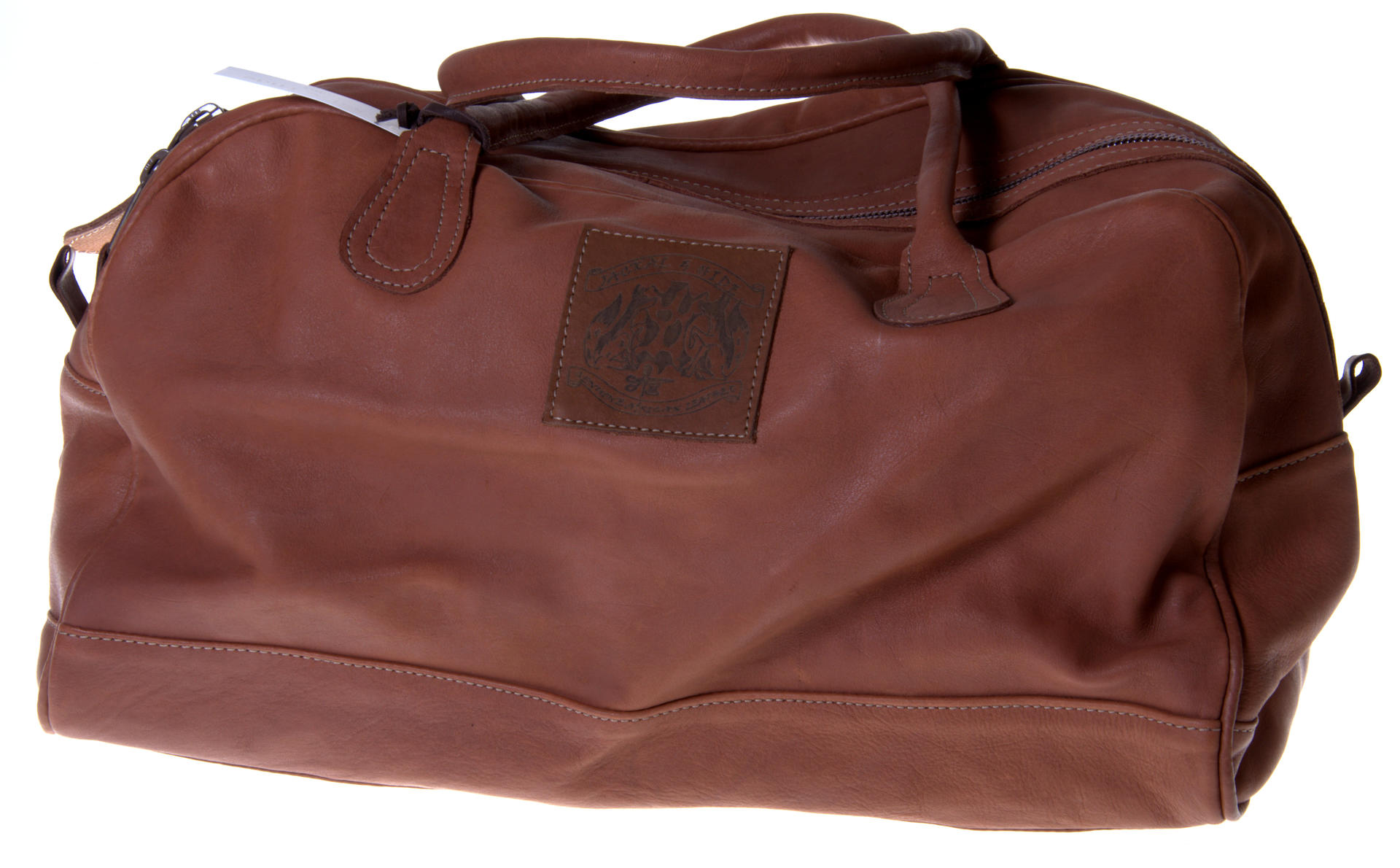 Jackal & Hide - Sambia - Unikat - verschiedene Farben - elegante Reisetasche Holdall
