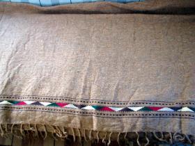 Gundara - Patu - Winterfreund - aus reiner Wolle - Wolldecke - Babydecke