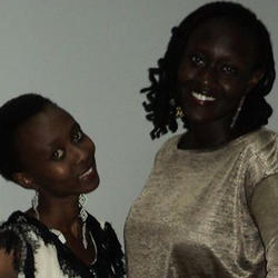 Monica & Maria - Angaza - Upcycling Kigali