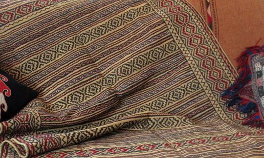 Gundara - pattern detail