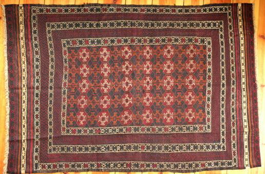 very nice herati rug
