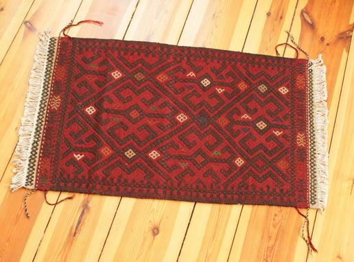 Roter Susani des Olam-Stammes - turkmenischer Susani