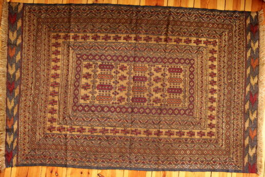Very cute Herati rug