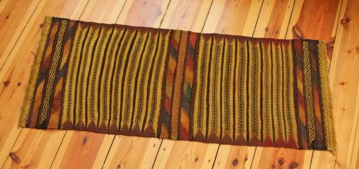 Yellow Baluch Dasterkhan - Gundara