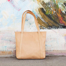 e79a475deb5 Missy Simple - Natural Leather Shopping Bag