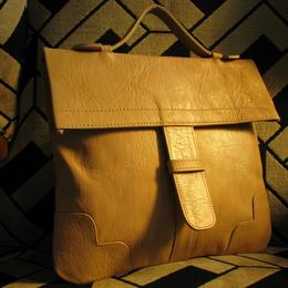 Gundara - Granny's Fanciest, leather handbag