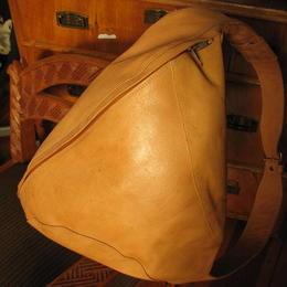 Gundara - Tripack Nature - sportive leather backpack - real leather