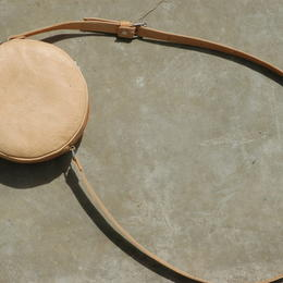Gundara - Kolola - handmade in Afghanistan - shoulder bag - goat leather
