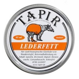 Tapir - natural leather balm