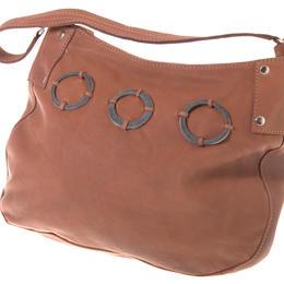 Rindsledertasche aus Sambia