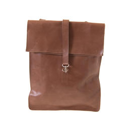 Genuine Cow Leather Backpack Lucy from Ethiopia