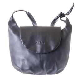Gundara - genuine cow leather cross-body bag - handmade in Ethiopia - fair trade