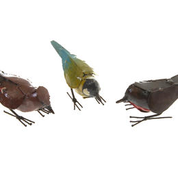Metal Birds by Shona Art Zimbabwe