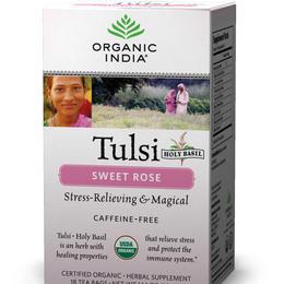 Organic Tusli Sweet Rose