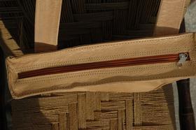 Gundara - Fällt aus dem Rahmen - Schultertasche für Herren - Seitenansicht