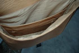 Gundara - Anwarjan - shoulder bag for men - Kyrgyz nomad pattern - Adjustable