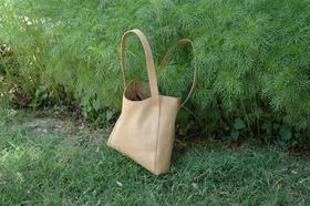 Gundara - Missy Simple - side view -pure leather