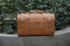 Traveller Classic in genuine leather - made in Afghanistan - Gundara