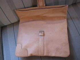 Gundara - leather handbag - genuine leather - Afghanistan - funky - handmade