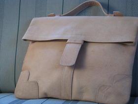 Gundara - handbag - fair trade - Afghanistan  - genuine leather - 70s - vintage