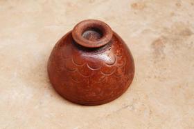 Gundara - coffee or tea bowls - handmade - fair trade from Burkina Faso
