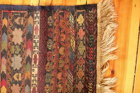 colourful herati style Rug - Gundara