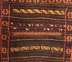 Baluch embroideries - Gundara