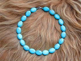 Necklace - Tajikistan - semi-precious stones - Central Asia