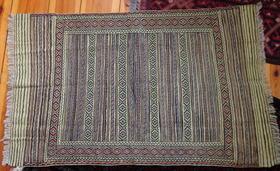 old baluch rug Gundara