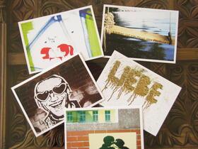 Annblick - Postkarten - Straßenkunst - Foto-Postkarten - Berliner Motive
