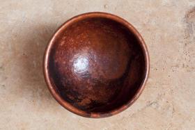 Gundara - desert bowls - handmade from clay - made in Burkina Faso - fair trade