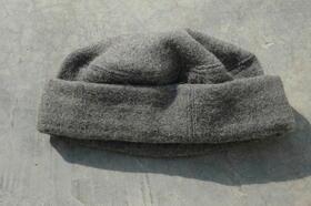 Gundara - Neo-Pakol - chapeau en laine - Par Zardozi - fabriqué au Pakistan