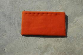 Gundara - kleien Stiftetasche - aus Afghanistan - aus Baumwolle und Seide
