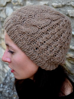 Hecho n Peru - baby alpaca hat - handmade and fair trade from Peru