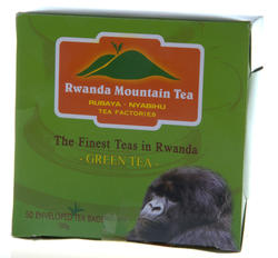 Rwanda Mountian Tea Green