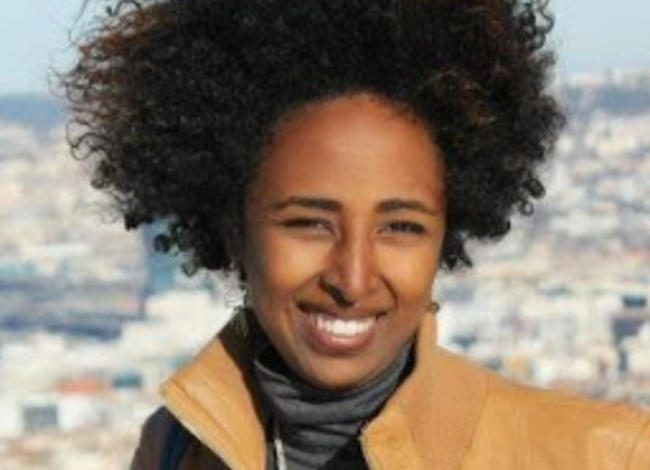 Eden Gelan - leather bag producer - Ethiopia - genuine leather from Addis
