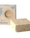 Ottoman - olive oil soap - peeling with poppy seeds - made in Turkey - no artificial fragrances or animal fats