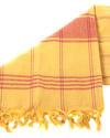 orange yellow pestemal